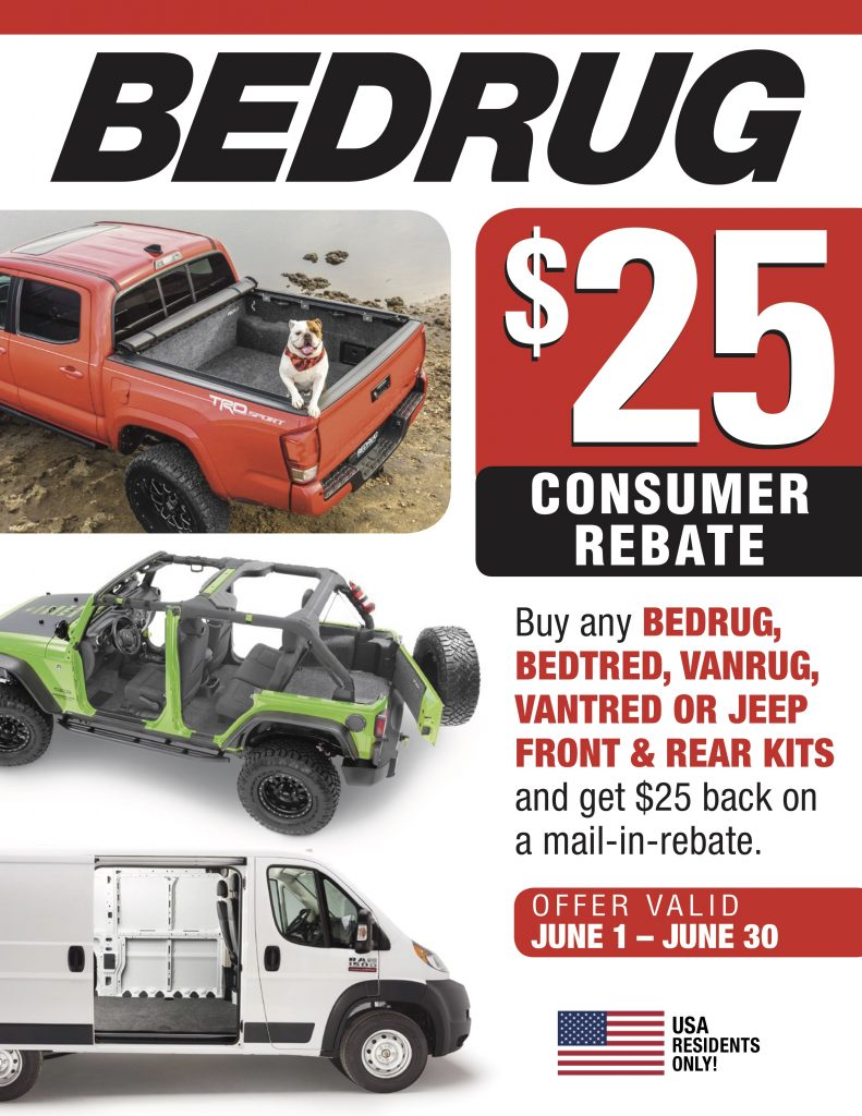 BedRug_Rebate_June16pg1_Voltz Autosports CT