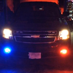 Emergency Vehicle Lights Installation Ct Remote Car